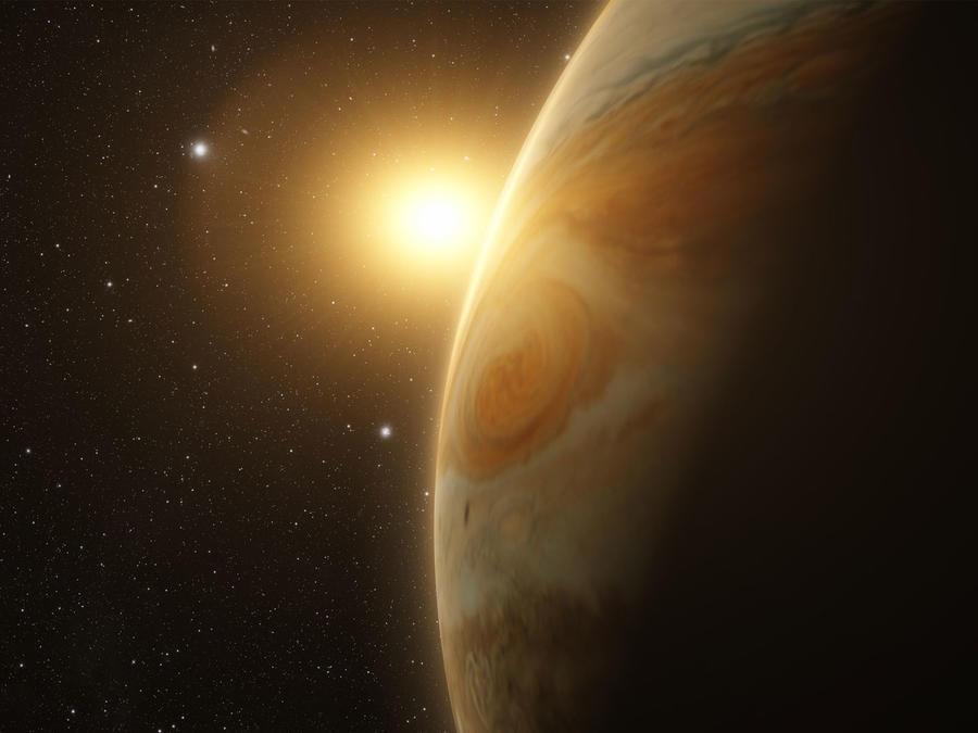 Una luna de Júpiter podría albergar vida