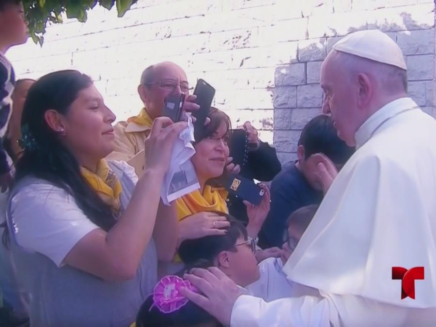 El amor de México por el papa Francisco