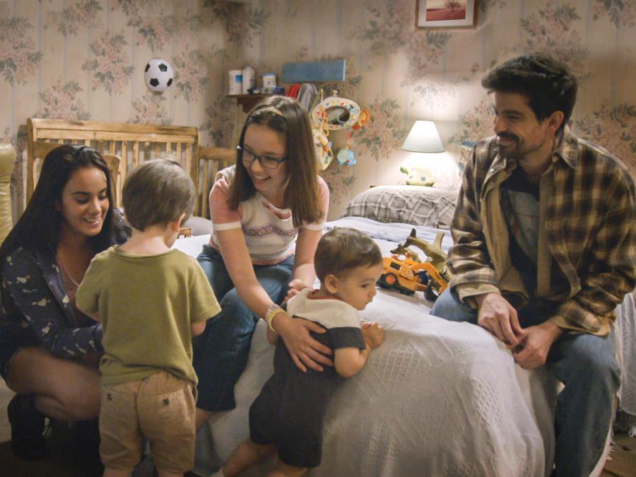 Jorge Luis Morenos en Mi Familia Perfecta