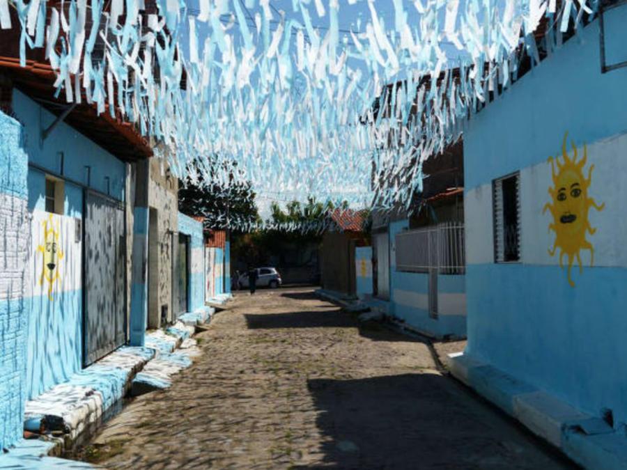 Calle de Brasil