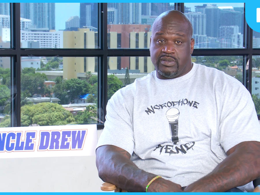 """Shaquille O'Neal Reveals That """"The Rock"""" Is His Idol"""
