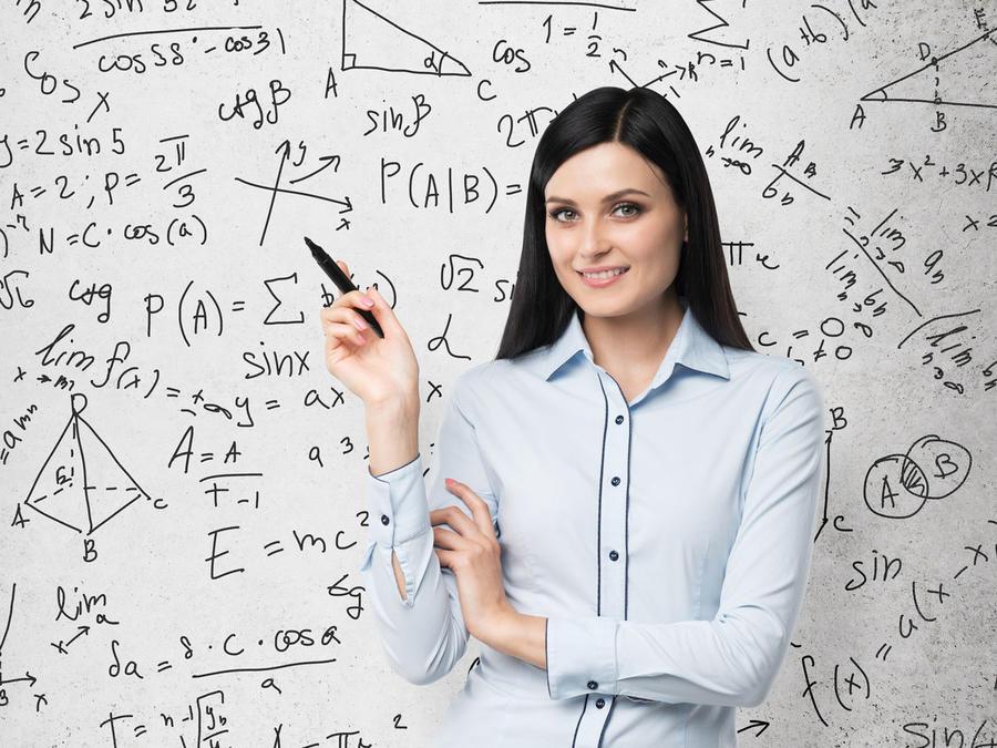 5 señales de que estás hecho para las matemáticas