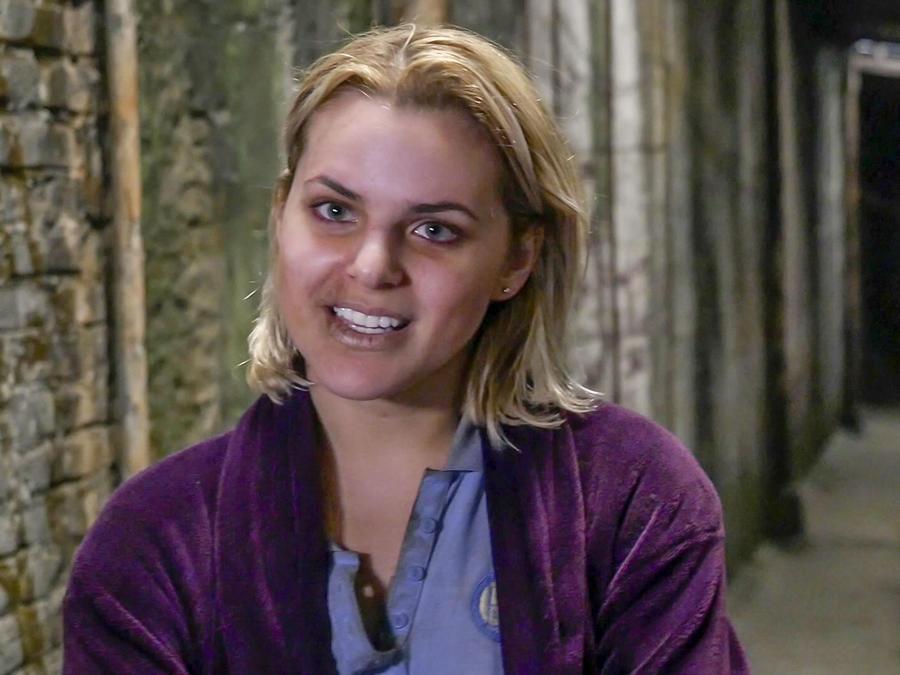 Isabella Castillo en El Recluso
