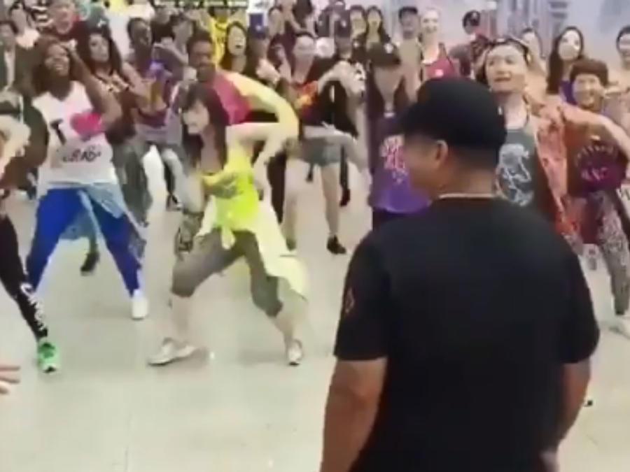 Daddy Yankee en China