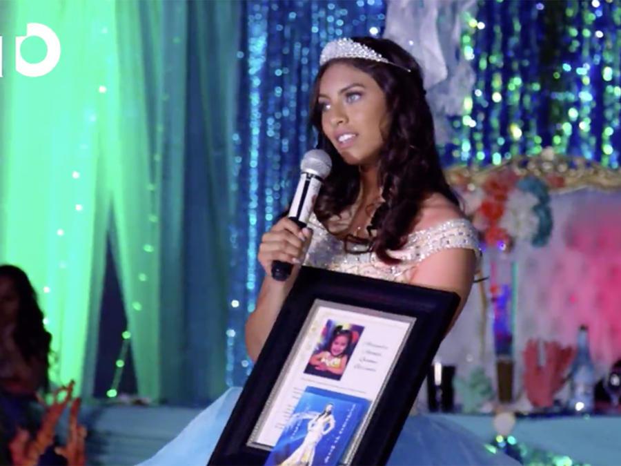 Alessandra's Speech Was Super Emotional