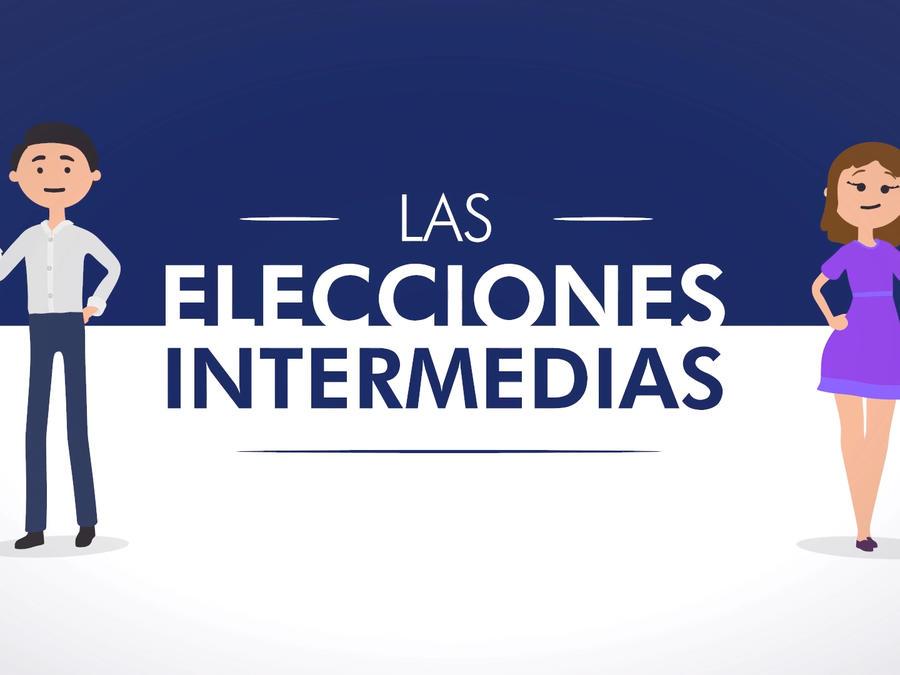 En estas elecciones intermedias ¡acudamos a votar!