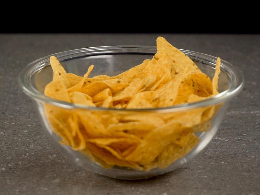 Comparamos calorías en alimentos con harina