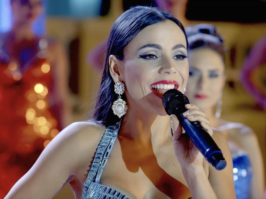 Carolina Gaitán en Sin Senos Sí Hay Paraíso