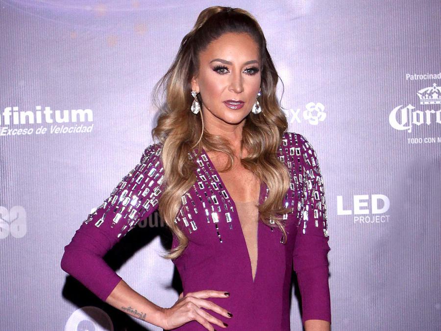 Geraldine Bazán en las Lunas del Auditorio 2018