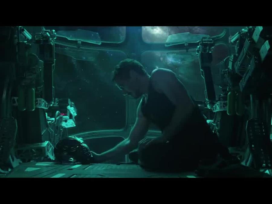 "Watch The Trailer for ""Avengers: Endgame"""