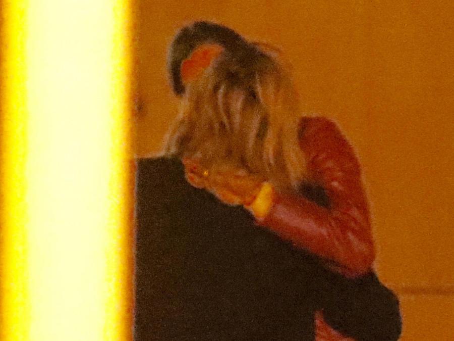 Chloë Moretz con Kate Harrison