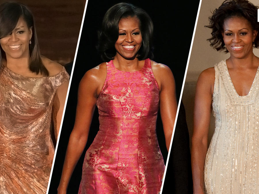 Michelle Obama's 10 Best Looks
