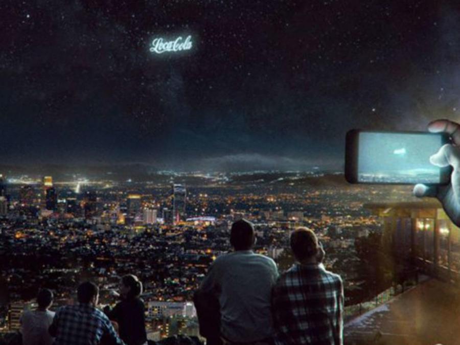 Publicidad espacial