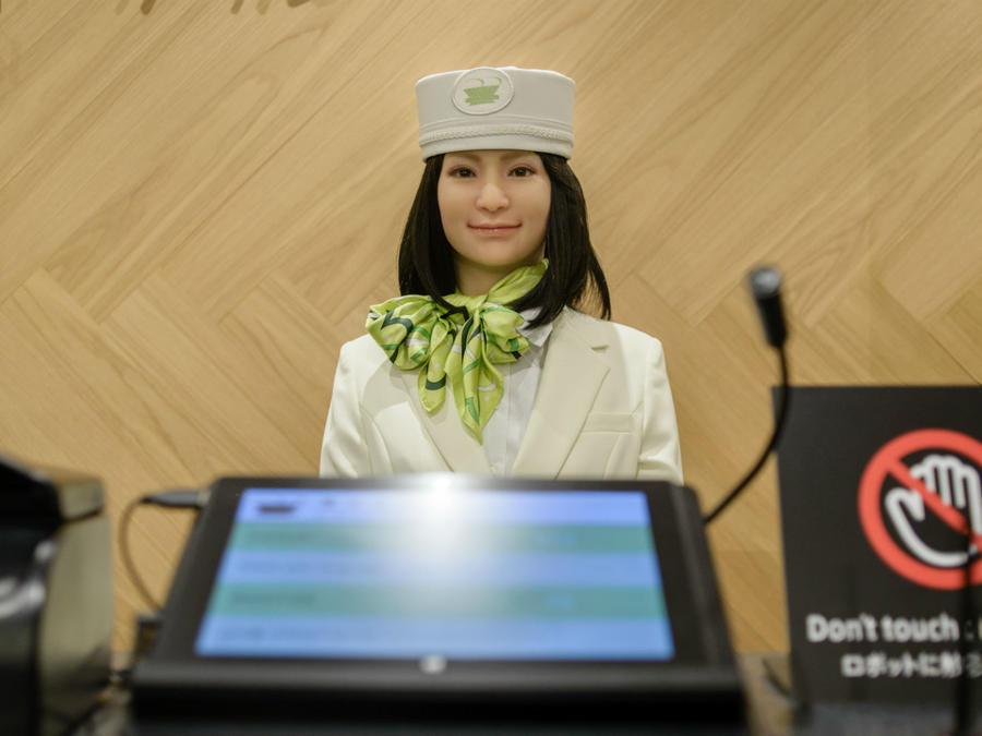 Hotel automatizado