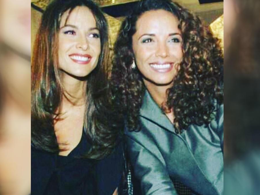 Mayra Rojas y Lorena Rojas