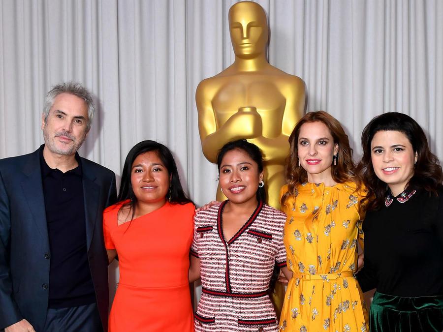 Roma premios Oscar