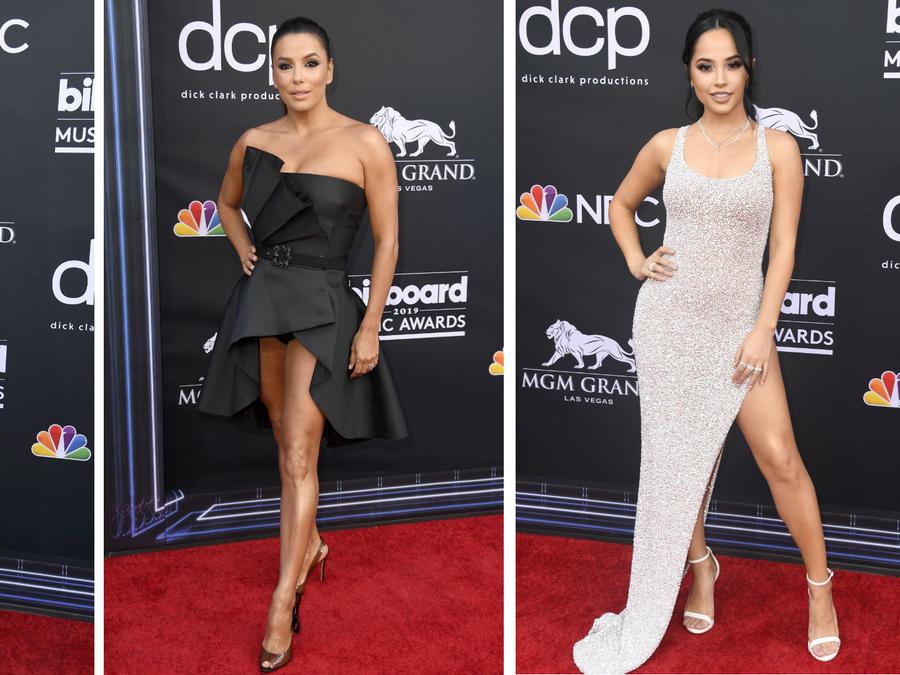 Priyanka Chopra, Eva Longoria y Becky G en los Billboard Music Awards 2019