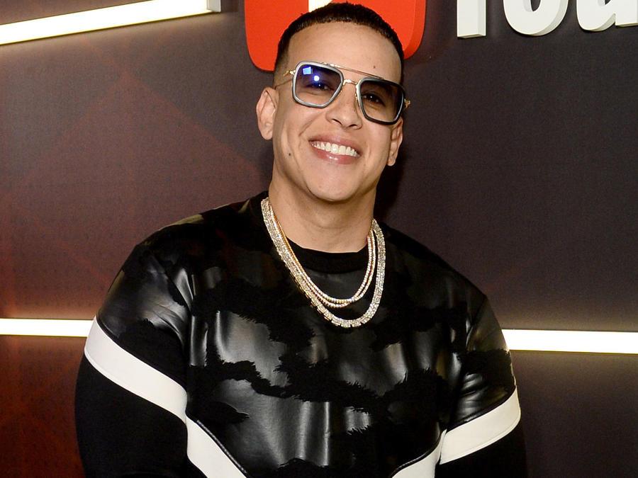 Daddy Yankee en Radio City Music Hall el 2 de mayo de 2019 en la ciudad de Nueva York.