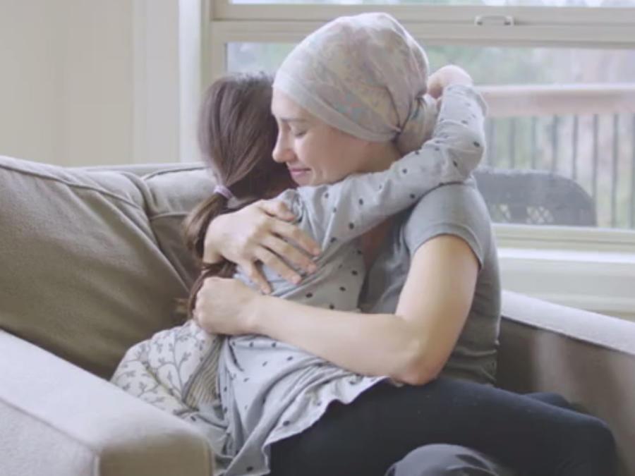 Cómo hablar con tus hijos de cáncer