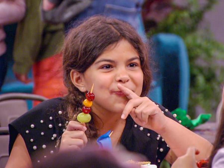Los niños llegan a la cocina de MasterChef Latino 2