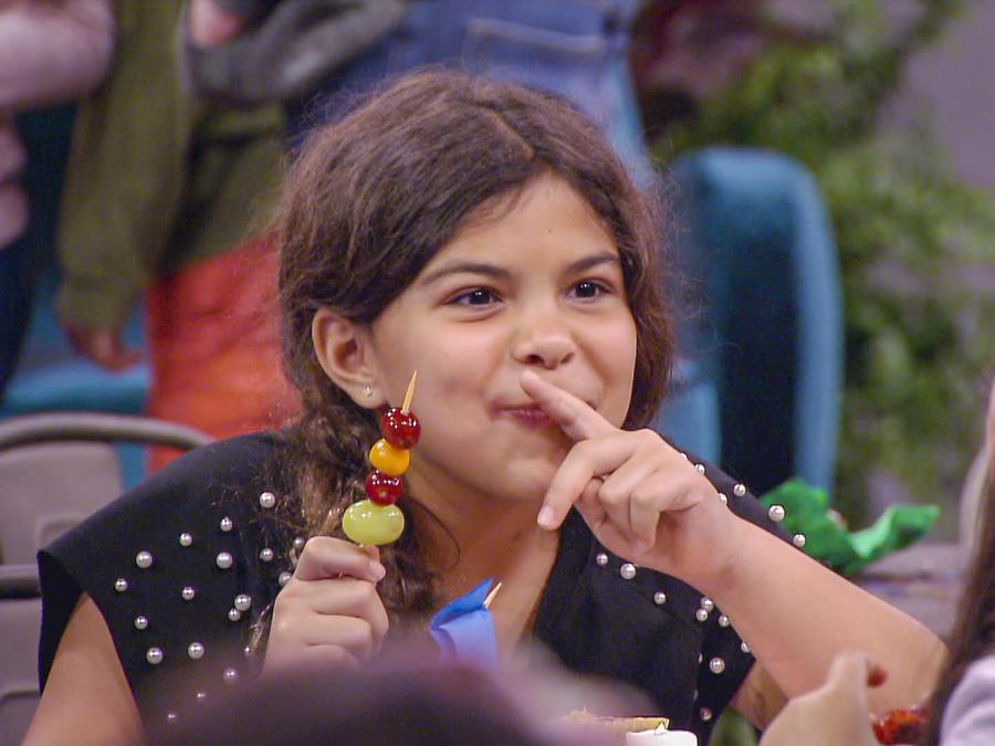 Los niños fueron protagonistas en MasterChef Latino