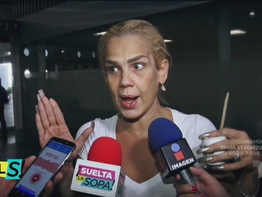 Niurka Marcos vuelve a responder sin pelos en la lengua (VIDEO)