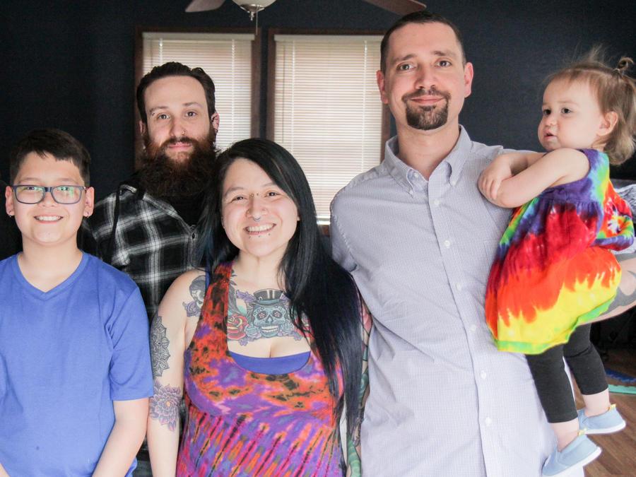 Familia poliamorosa
