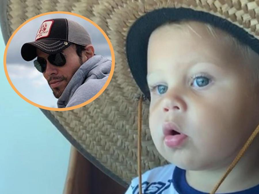 Nicholas, hijo de Enrique Iglesias
