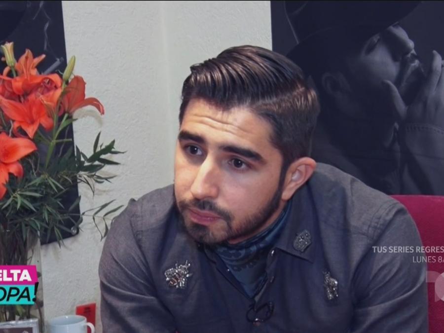 Joss Favela habló del incidente con Thalía (VIDEO)