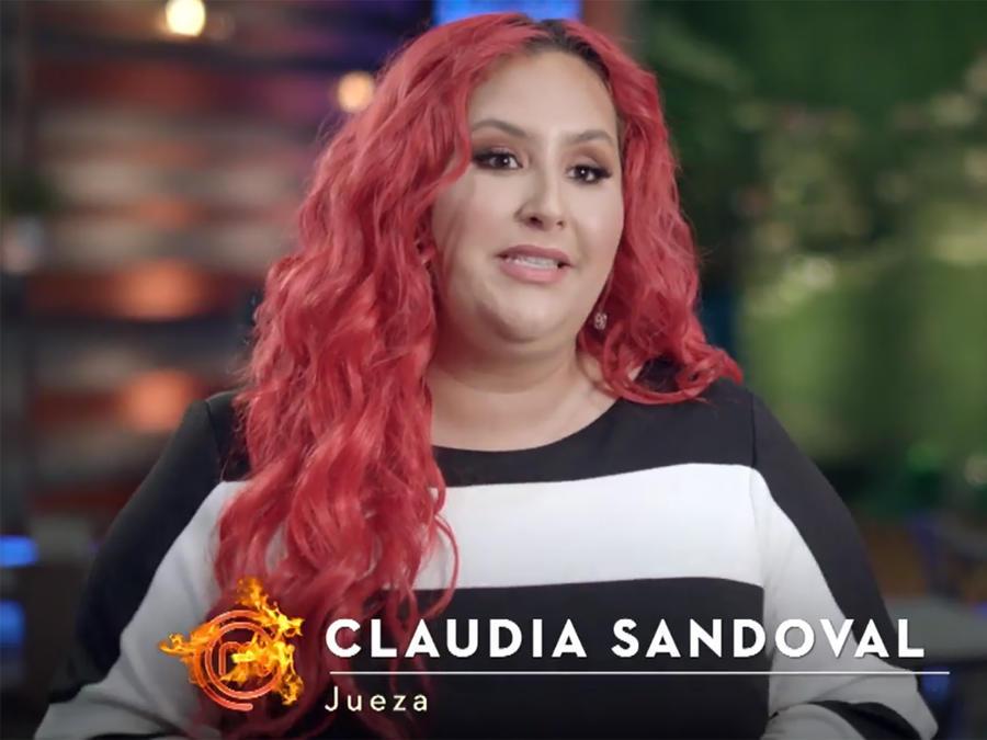 Entrevista con la Chef Claudia Sandoval de MasterChef Latino 2