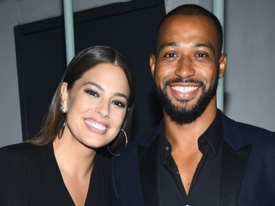 Ashley Graham and Justin Ervin Are Expecting Their First Child
