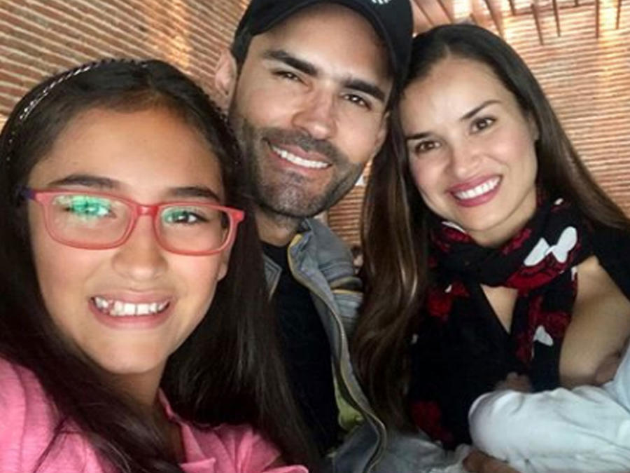 Familia Fabián Ríos