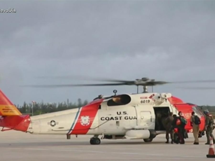 Rescate en Bahamas