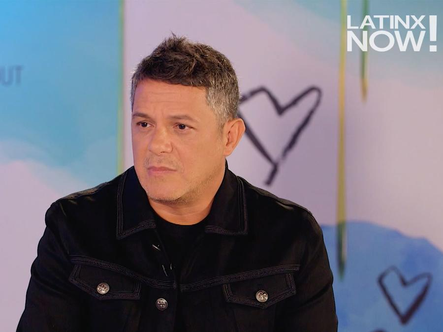 Alejandro Sanz en Latinx Now!