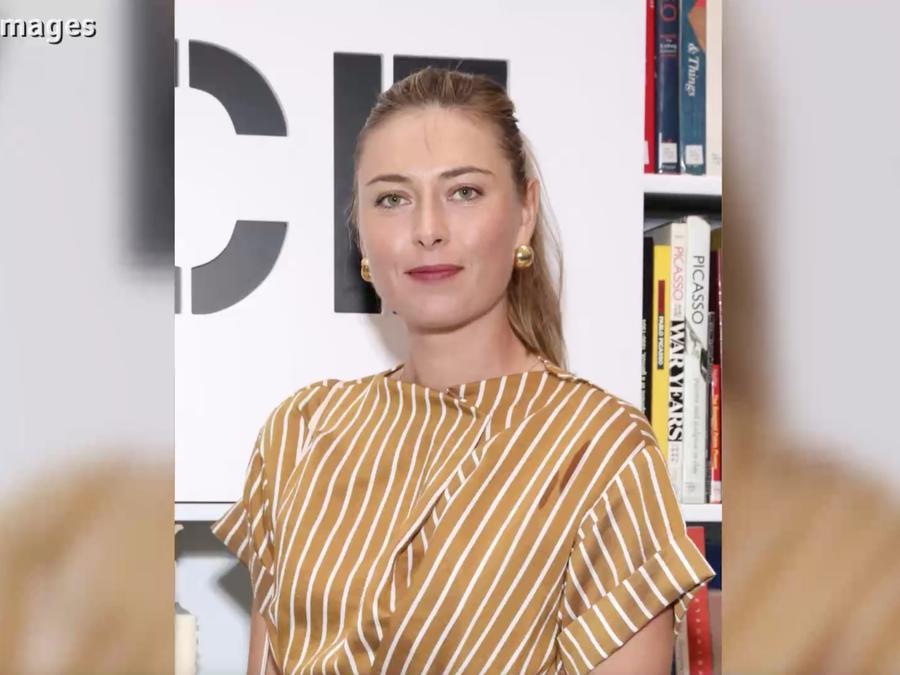 María Sharapova
