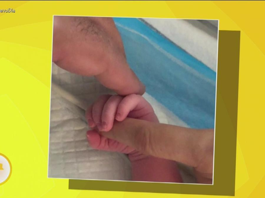 Marlene Favela da a luz a su hija Bella