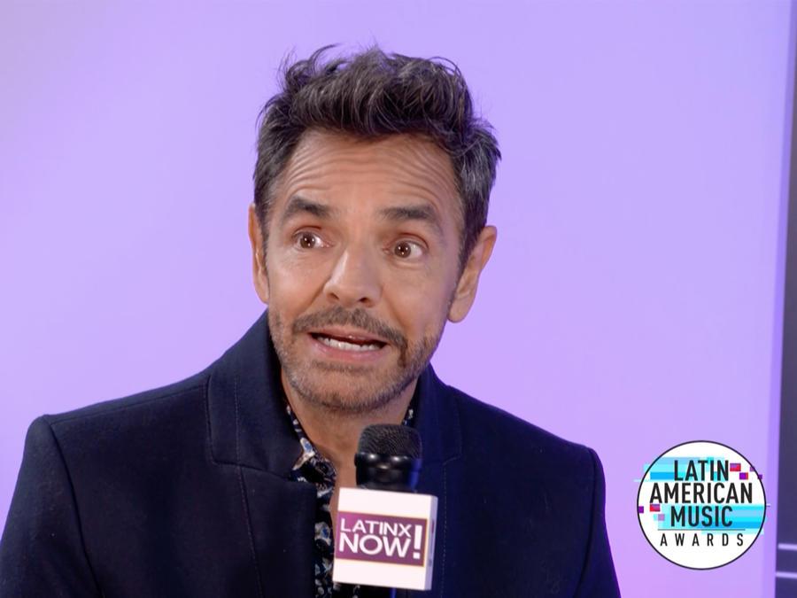 Eugenio Derbez en Latin AMAs 2019