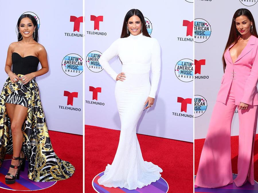 Best Looks of Latin AMAs 2019