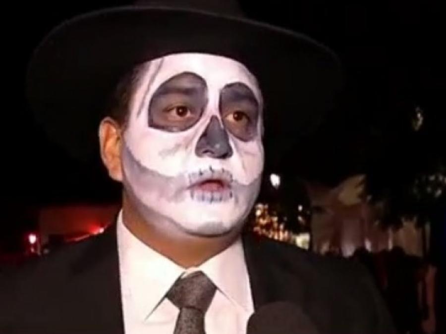 Día de los muertos en Michoacán
