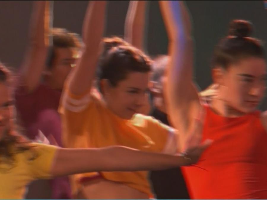 Baile en Nueva York