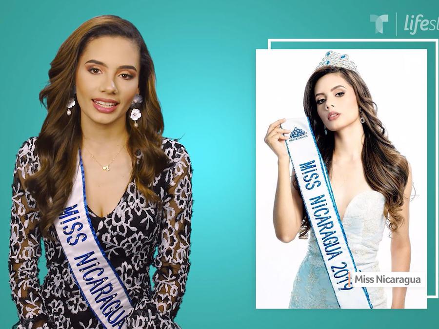 Inés López, Miss Nicaragua 2019