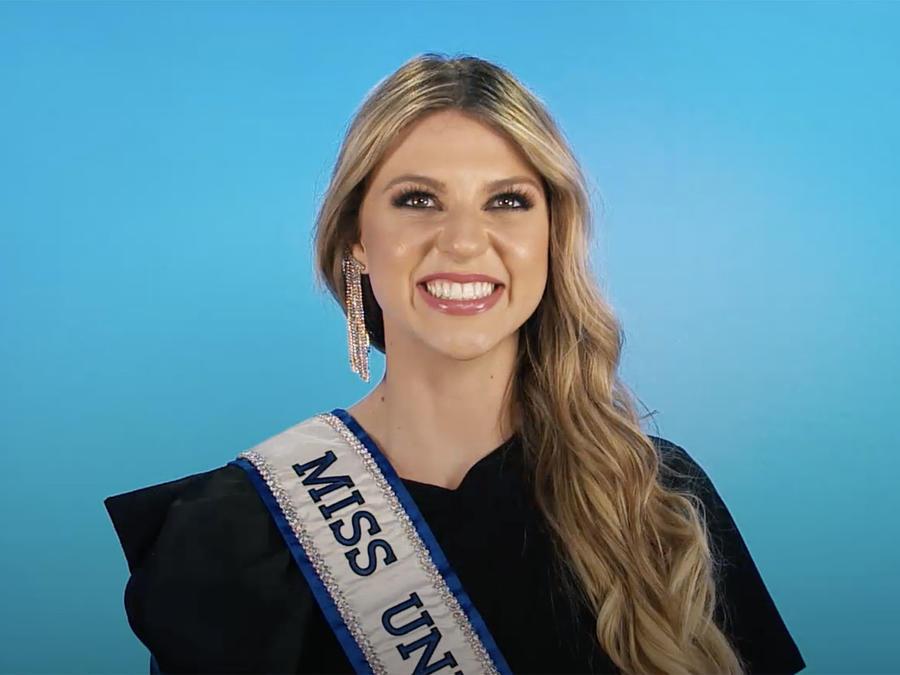 Madison Anderson Berrios, Miss Puerto Rico 2019