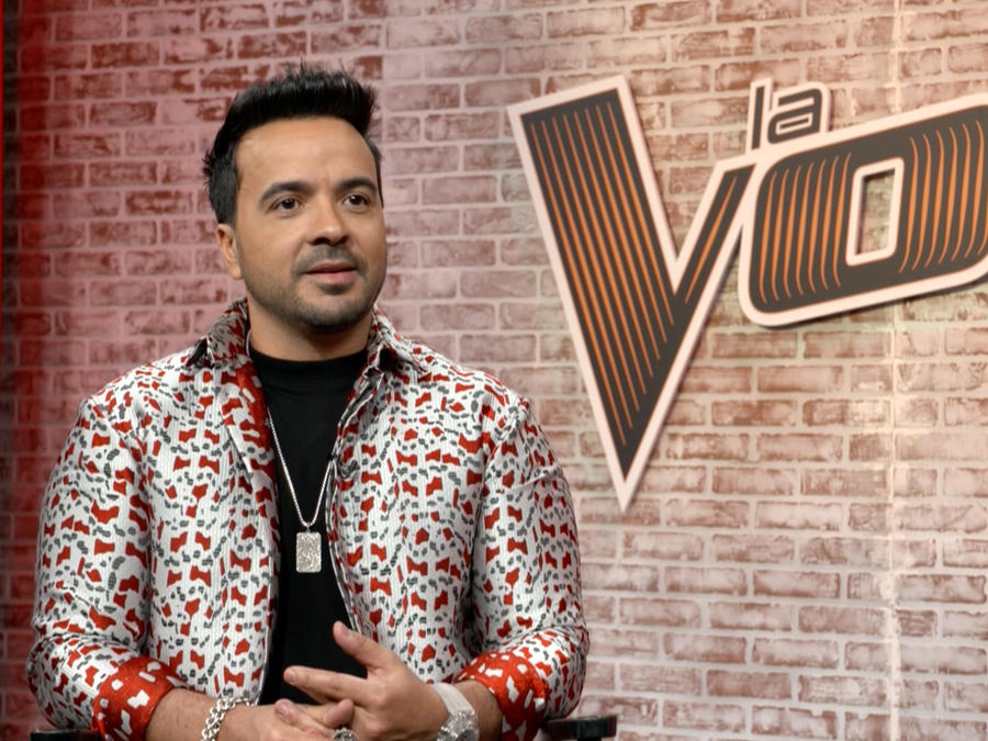 Luis Fonsi regresa a La Voz US