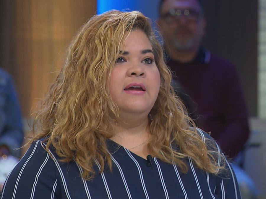 Lisa demanda a Lina por la muerte de su marido