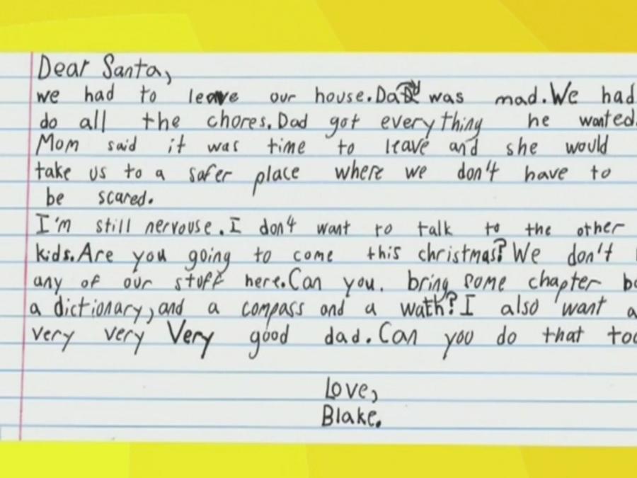 Carta a Santa Claus