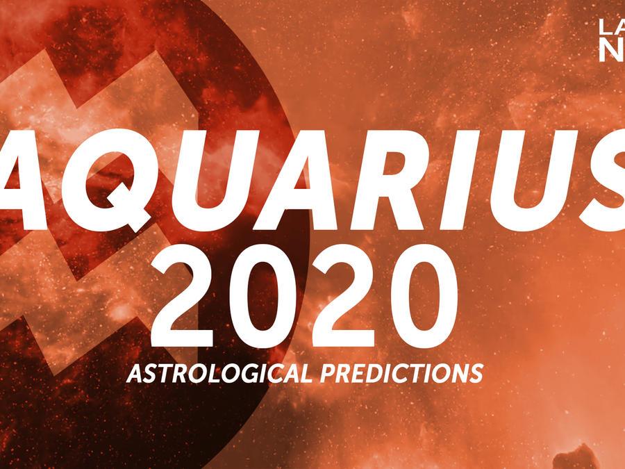 Aquarius, Astrology predictions 2020