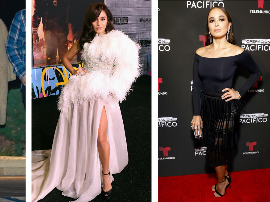 Kourtney Kardashian, Majida Issa y Vanessa Hudgens