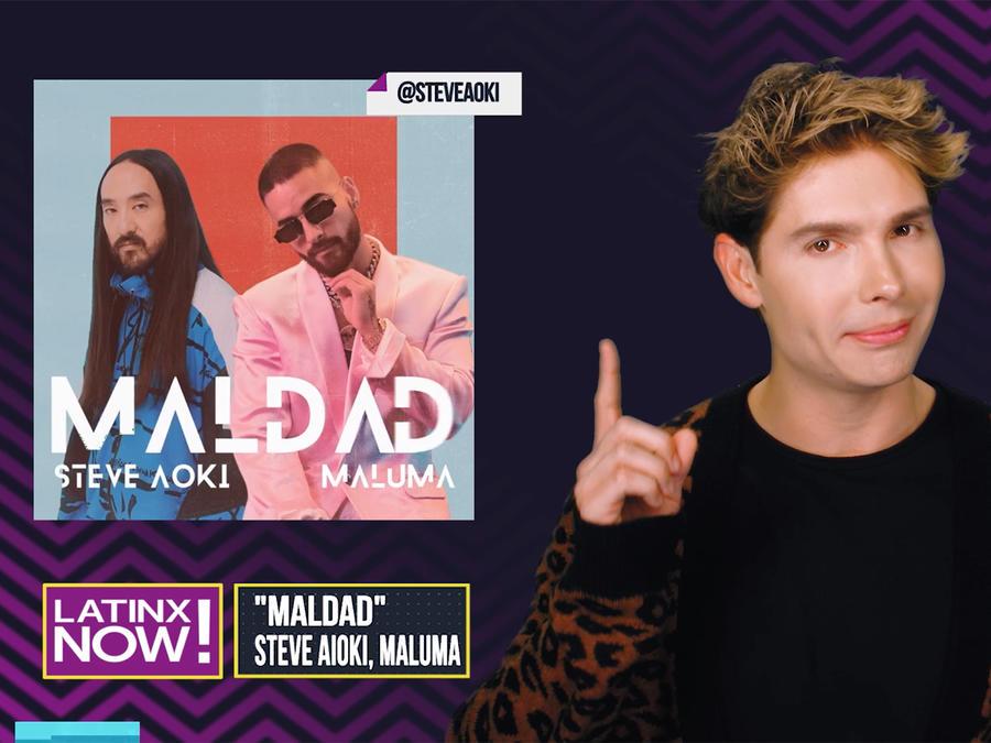 Christian Acosta, New Music Drop: Maluma and Steave Aioki, Maldad