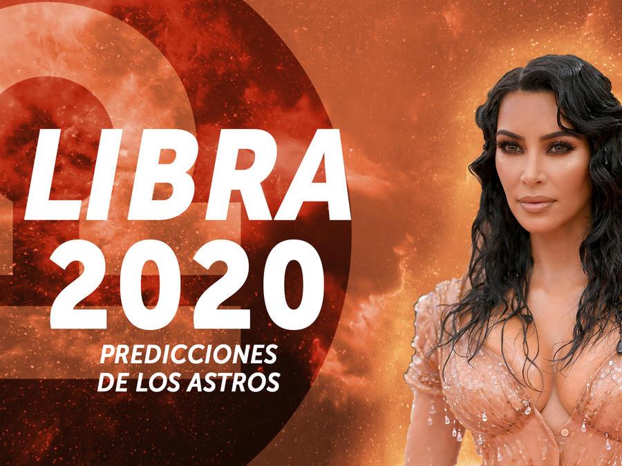 Horóscopo 2020: Libra, Kim Kardashian