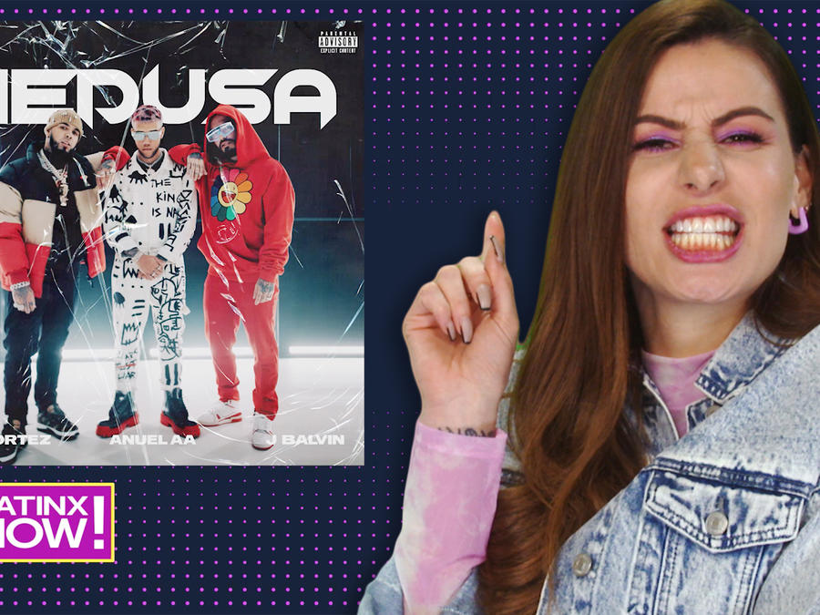 "New Music Drop: Nastassja Bolívar, J Balvin, Jhay Cortez, Anuel AA, ""Medusa"""